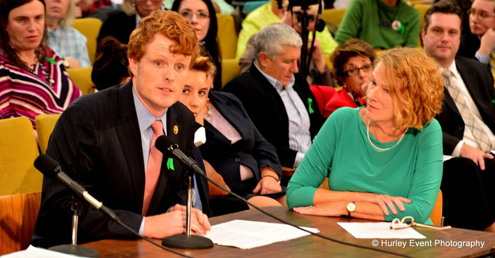 Congressman Joe Kennedy III explains his support for extending full non-discrimination protections to transgender people in Massachusetts.
