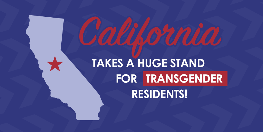 California Legislature Moves To Ensure Culture Of Inclusion By Passing All Gender Restroom