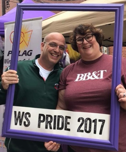Faith Love WS Pride Sign