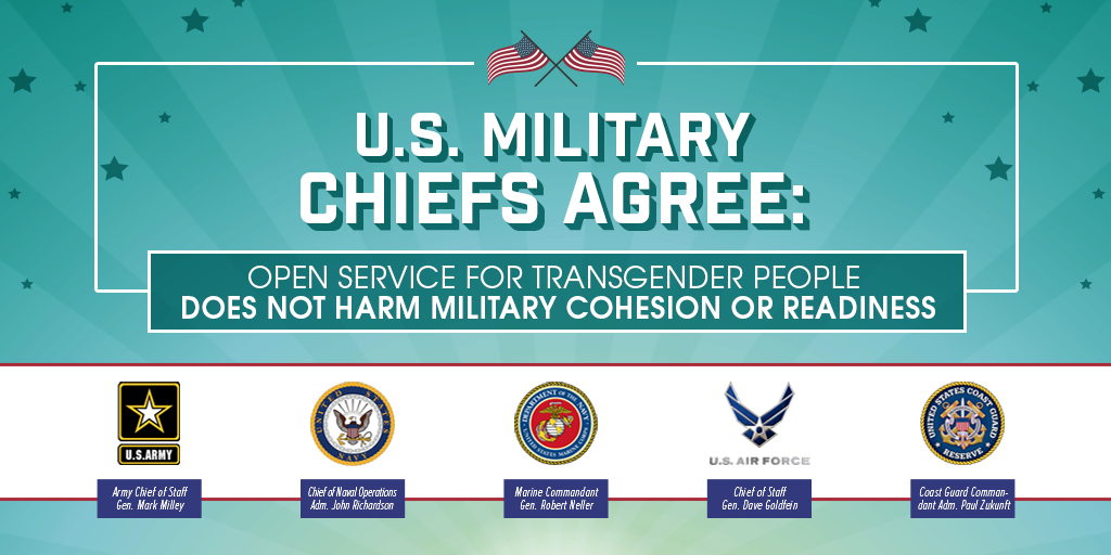 Image result for Trans people serve
